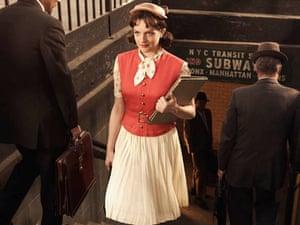 Peggy Olson (Elisabeth Moss)