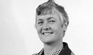 Mary Joynson, head of Barnardo's, 1973-84