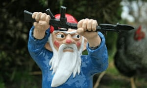 Combat Garden Gnomes gnomes are for life  not just for chelsea | life and  style