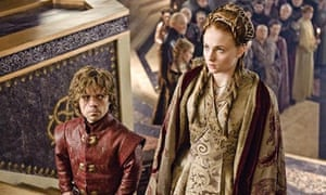 Tyrion and Sansa's wedding … a small gem of broken hope and pity.