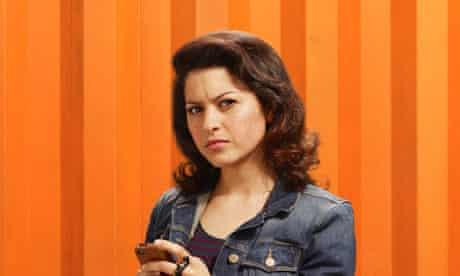 Alia Shawkat as Maeby.