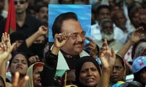Aftermath of PTI senior leader killed in Karachi