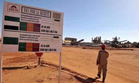 Areva's uranium mine in Arlit was targeted, where 13 people were hurt.