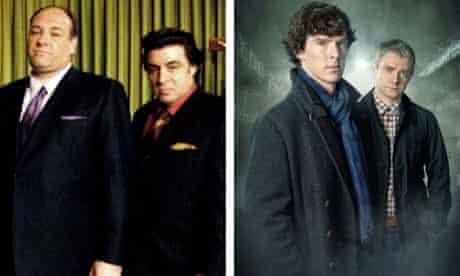 The Sopranos and Sherlock