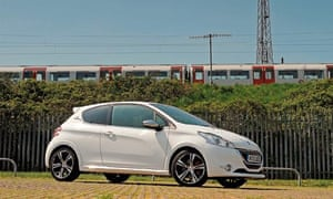 On the road: Peugeot 208 GTI