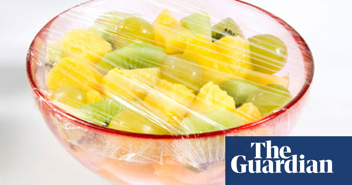 Is plastic food packaging dangerous? | Life and style | The Guardian