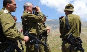 Israeli Chief of Staff