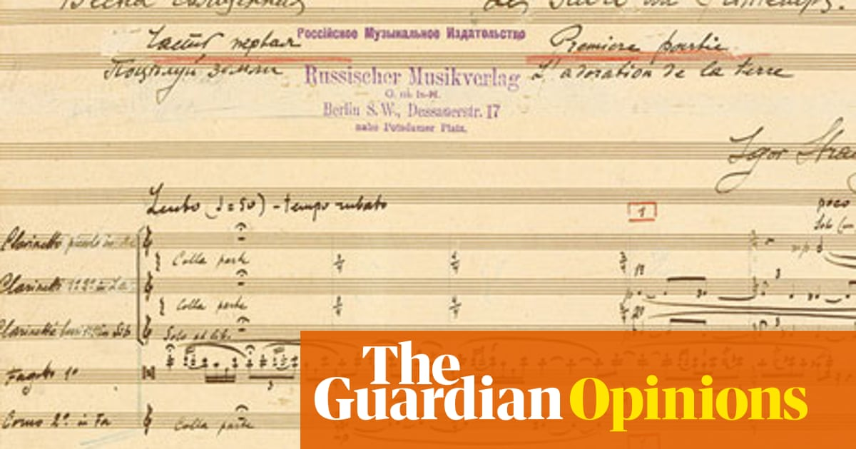 How Stravinsky's Rite of Spring has shaped 100 years of music