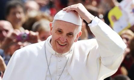 Pope Francis, May 2013