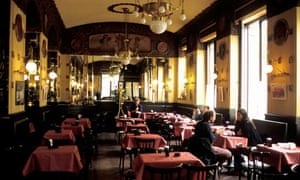 Caffè San Marco in Trieste