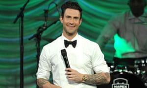 Adam Levine d