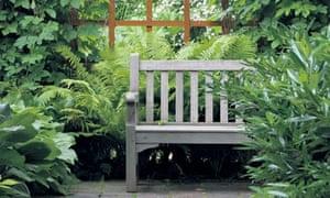Tremendous Gardens Take A Seat Life And Style The Guardian Inzonedesignstudio Interior Chair Design Inzonedesignstudiocom