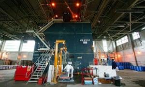 Gleep Nuclear Reactor, Harwell