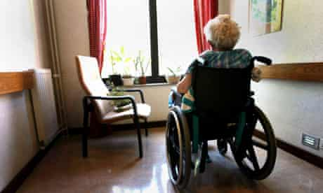 Social care: old people