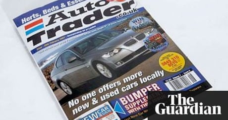Auto Trader puts brakes on print edition as part of move to ...