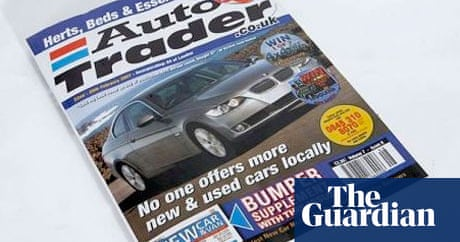 Auto Trader puts brakes on print edition as part of move to digital ...