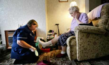 ocial care system faces collapse