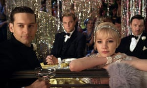 Drink up … The Great Gatsby.
