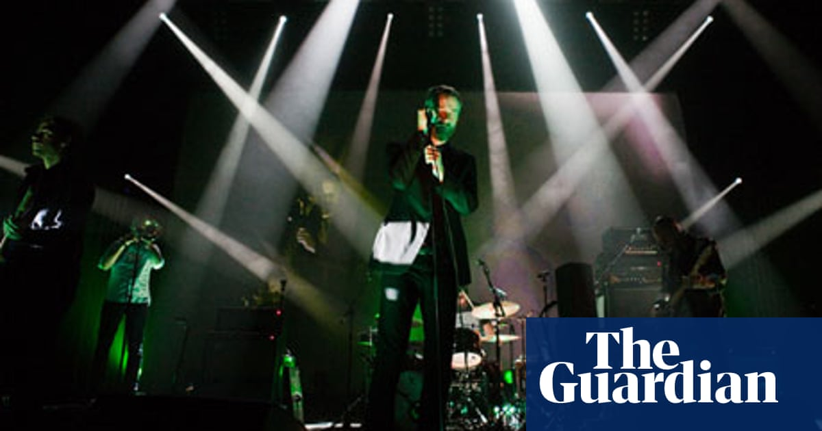 The National: 'Our songs are about death – but in really fun ways