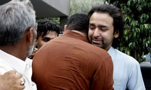 Ali Haider Gilani kidnap
