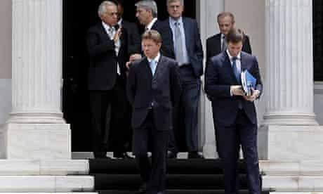 Gazprom chief Alexei Miller
