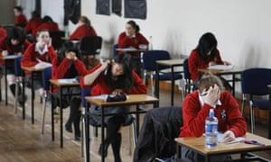 GCSE overhaul