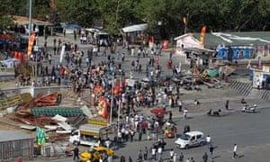 Gezi Park protesters