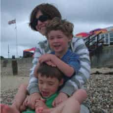 Emma Beddington sons