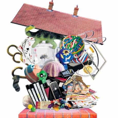 House clutter image