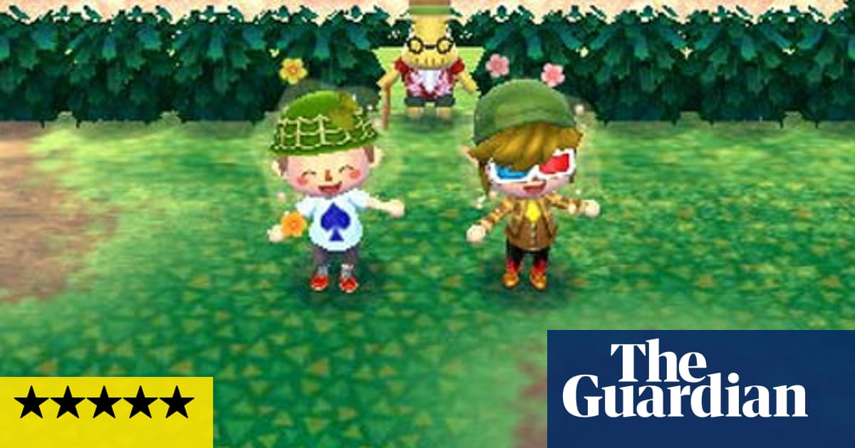 Animal Crossing: New Leaf – review | Games | The Guardian