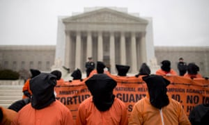 guantanamo bay protest washington