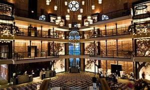 The Liberty Boston Hotel