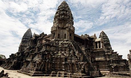 revealed: cambodia's vast medieval cities hidden beneath the jungle Revealed: Cambodia's vast medieval cities hidden beneath the jungle Angkor Wat 008