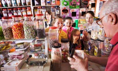 What would a net positive sweet shop be like?
