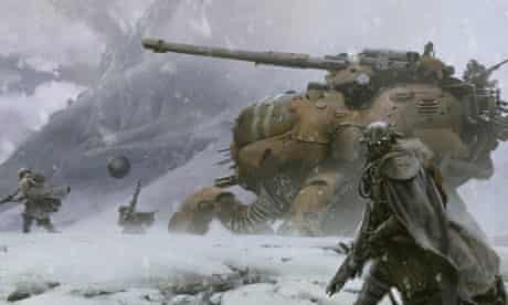 Destiny snow tank