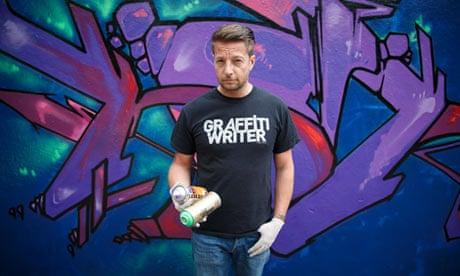 My Secret Life As A Graffiti Artist