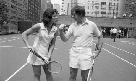 Billie Jean King 1970s