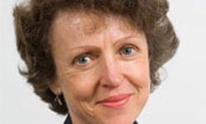 Jill Finney, former deputy chief exec of the CQC