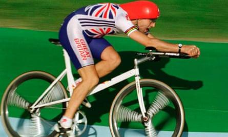 Graeme Obree 1996 Olympics