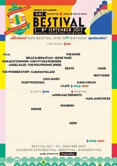 Bestival female acts