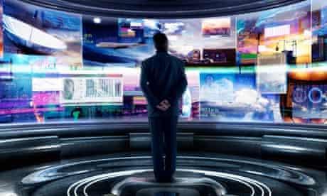 Automated computer surveillance