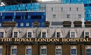 General Views Of The UK's Major Hospitals