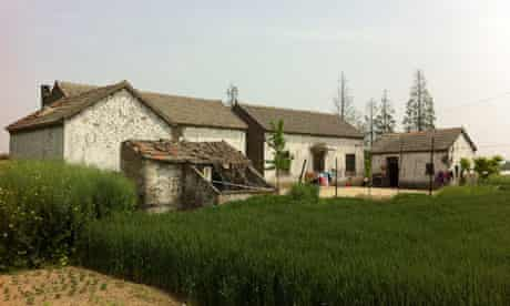 Shu Qichang' China cancer villages
