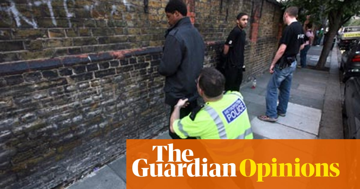 Police stop and search has had a toxic effect on Britain's
