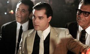 Ray Liotta in Goodfellas
