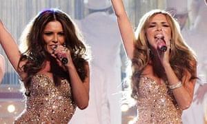 Cheryl and Nadine Cole