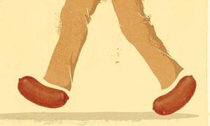 oliver burkeman column illustration