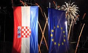 Croatia's accession into the European Union