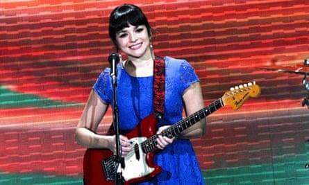 Norah Jones, 2012