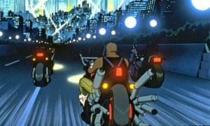 Akira biker gang